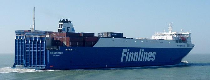 Finnlines wydłuży swoje promy w Gdańsku