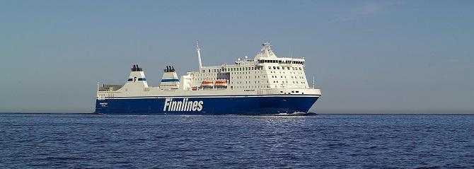 Wspólny projekt Finnlines i P&O Ferries