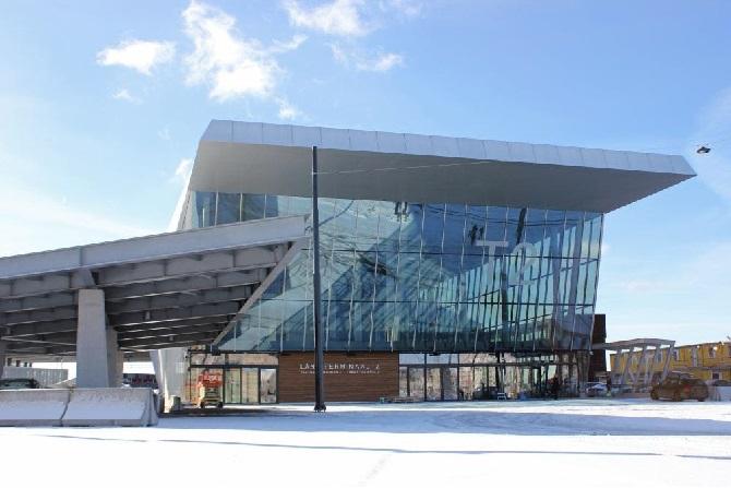 Tallink: Otwarcie nowego terminala w Helsinkach - 27.02.2017