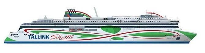 Tallink znacznie zwiększył możliwości przewozowe na Tallinn-Helsinki [VIDEO]