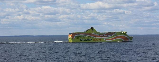 Promy do Finlandii: Tallink - Zmiana check-in dla cargo w Helsinkach [MAPA]