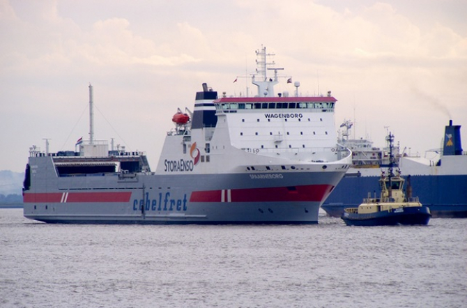 Cobelfret dodaje Spaarneborg do floty
