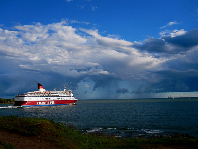 Promy do Estonii: Rekordowy rok dla Viking Line