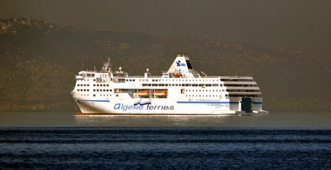 Promy do Algierii: Algerie Ferries zamawia nowy prom na hiszpańską trasę