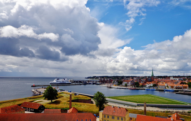 Promy do Szwecji: Trasa Helsingør – Helsingborg sprzedana