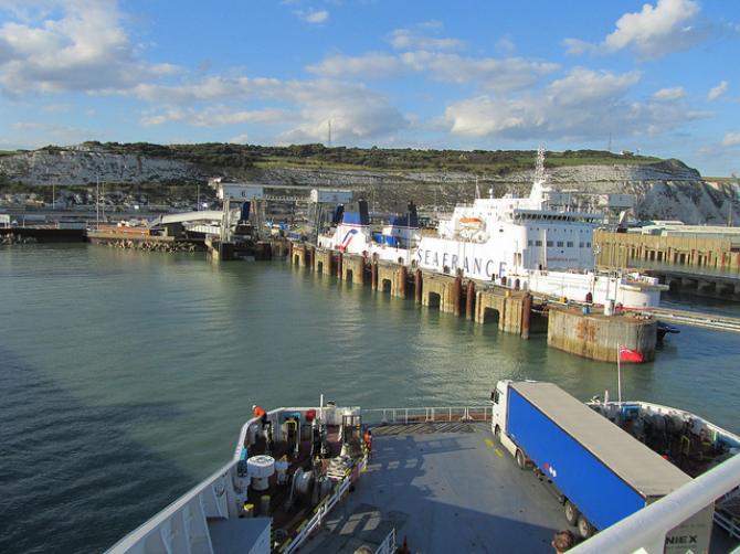 Promy Calais-Dover: Wynik w sprawie MyFerryLink