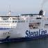 Promy Stena Line z elektrycznym podłączeniem w porcie Trelleborg