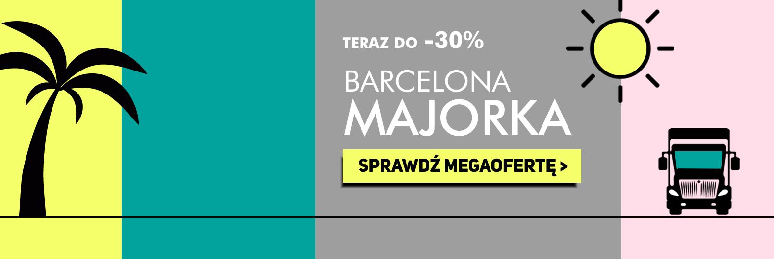 Prom Barcelona Majorka